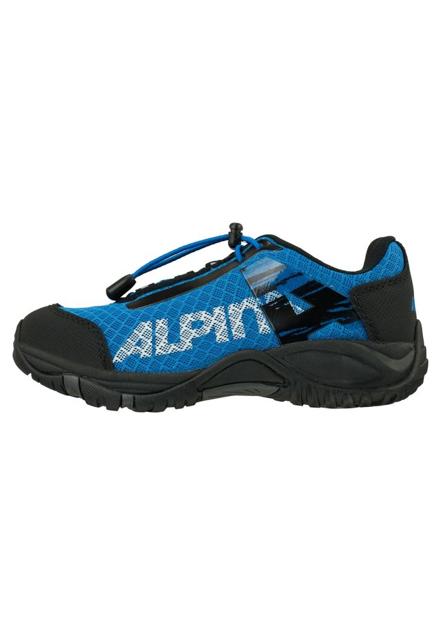 Walking trainers - blau