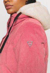 Brunotti - TESSA WOMEN SNOWJACKET - Snowboard jacket - pink grape - 6
