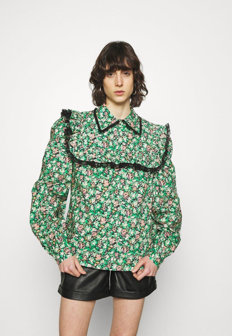 Custommade - DEMI - Pusero - classic green
