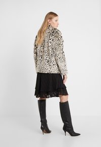 Diane von Furstenberg - JORDAN - Light jacket - black/ivory - 2