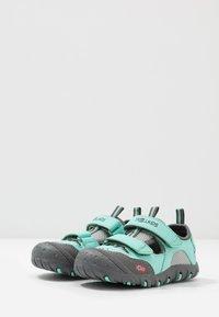 TrollKids - KIDS LILLESAND UNISEX - Walking sandals - mint - 3