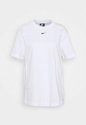 T-shirts - white/black