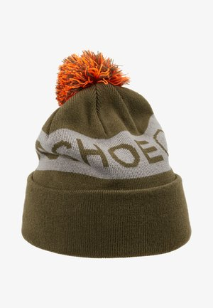 CHESTER YOUTH - Beanie - olive night