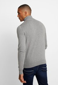 Pier One - Strikpullover /Striktrøjer - mottled light grey - 2