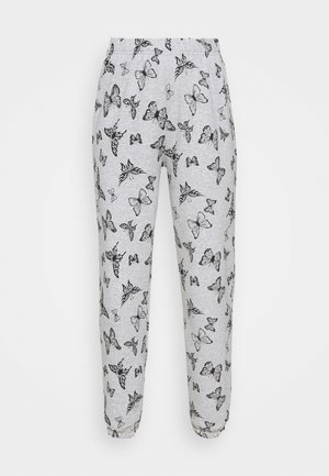 ACID BUTTERFLY JOGGER - Pantalones deportivos - grey