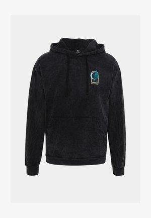 SUD CAP WASHED LEOPARD  - Sweatshirt - black