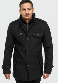 INDICODE JEANS - BRANDAN - Short coat - black - 0