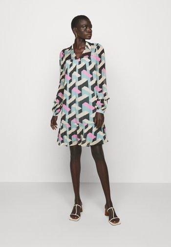 HEIDI DRESS - Day dress - multicoloured