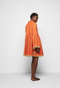 CECILIE copenhagen - SOUZARICA - Kjole - orange - 2