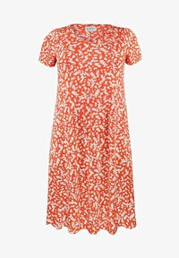 Live Unlimited London - Jersey dress - red - 1