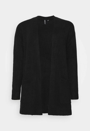 COSY EDGE  - Gilet - black