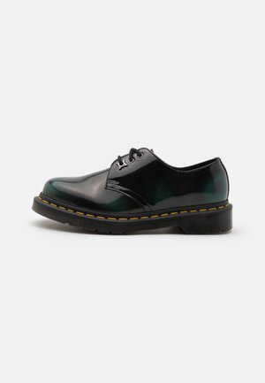 1461 EYE SHOE UNISEX - Casual lace-ups - black/green/ purple/multicolor