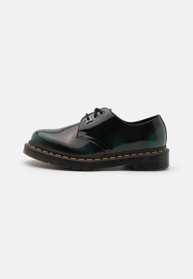 1461 EYE SHOE UNISEX - Sportieve veterschoenen - black/green/ purple/multicolor