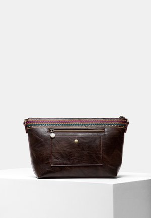 BOLS_ASTORIA CATANIA - Across body bag - brown