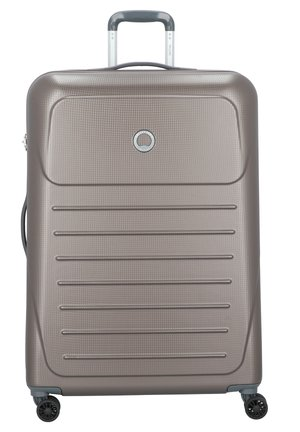 DELSEY MUNIA 4-ROLLEN TROLLEY 75 CM - Wheeled suitcase - haselnuss