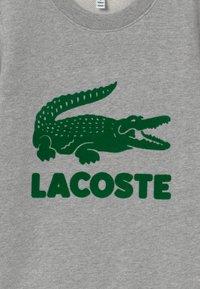 Lacoste - LOGO UNISEX - Sweatshirt - argent - 2