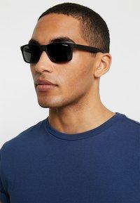 Arnette - Sunglasses - black rubber - 1