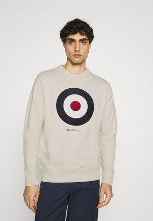 FLOCK TARGET - Sweater - ecru