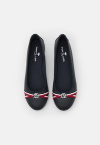 TOM TAILOR - Ballet pumps - navy - 5