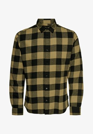 ONSGUDMUND CHECKED - Shirt - green