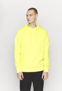 The North Face - GRAPHIC HOODIE - Mikina skapucí - lemon/white - 0