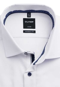 OLYMP - Formal shirt - weiß - 2
