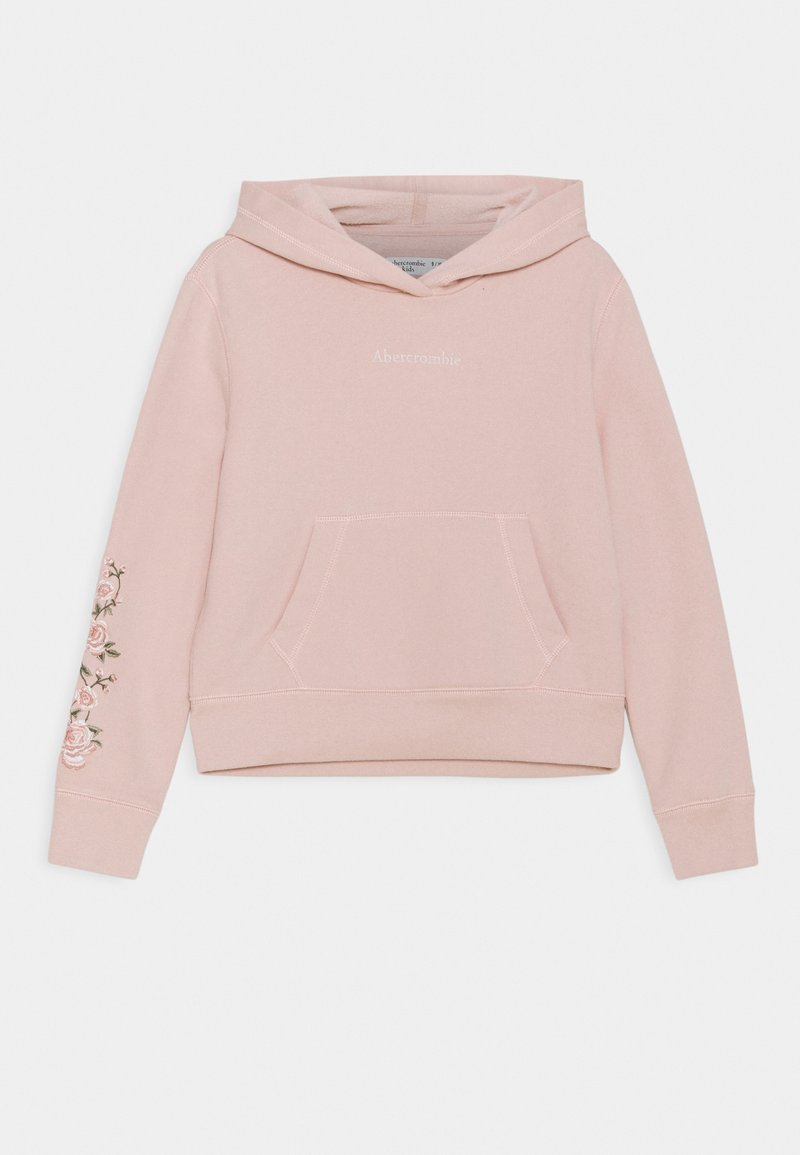 Abercrombie & Fitch - EMBROIDERY  - Sweatshirt - pink