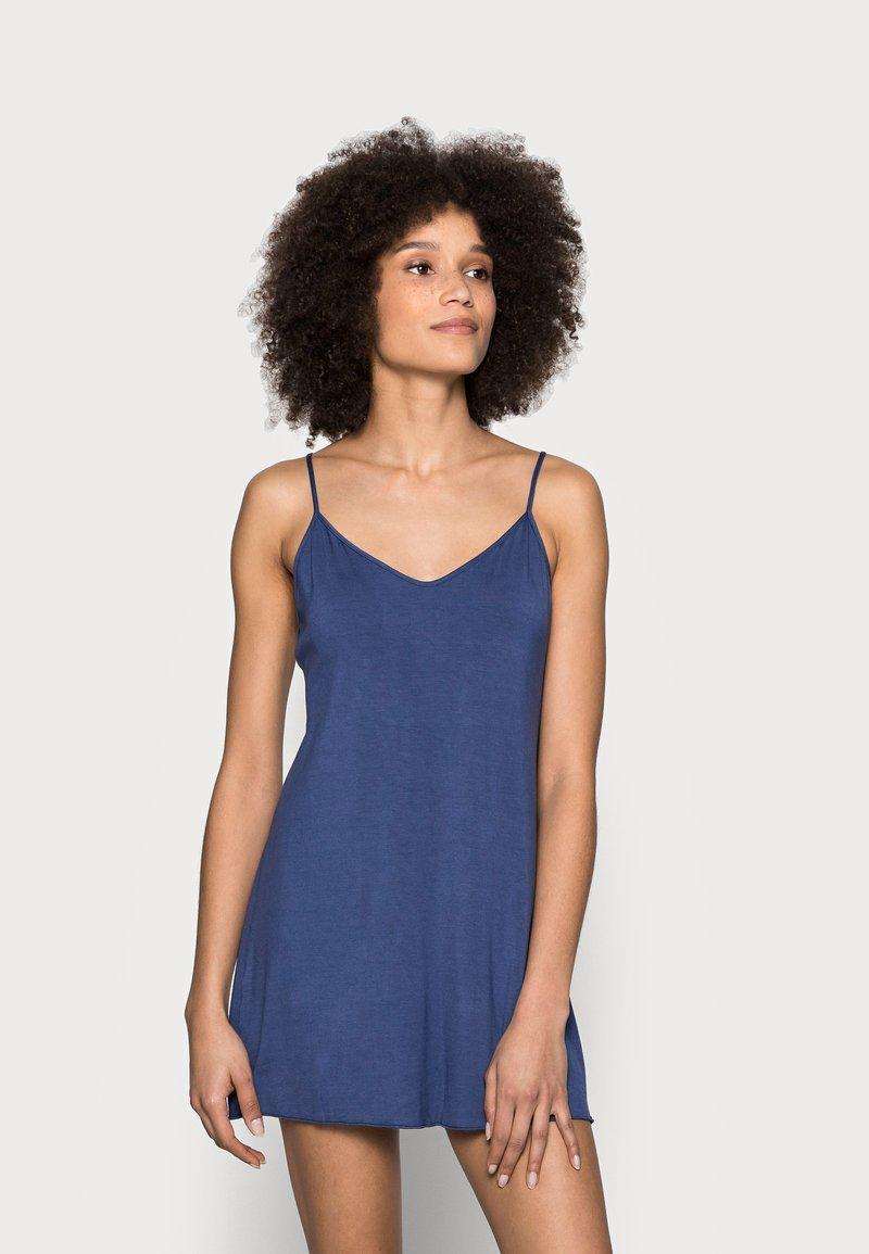 LingaDore - ESSENTIAL - Nightie - denim blue