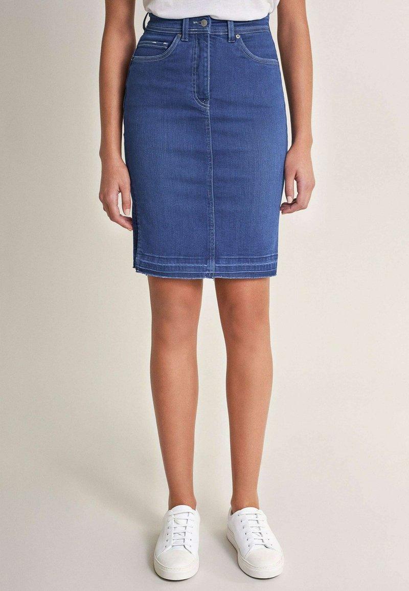 Salsa - RÖCKE SECRET  - Pencil skirt - blue