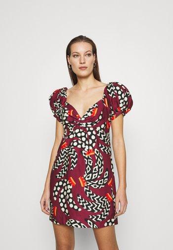 ETHNIC BANANAS DRESS
