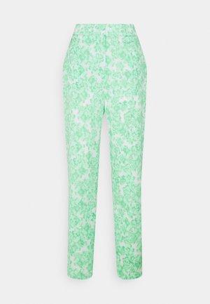 PANTS - Trousers - minty
