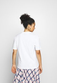 Topshop - MOTLEY CREW TEE BY AND FINALLY - Print T-shirt - white - 2