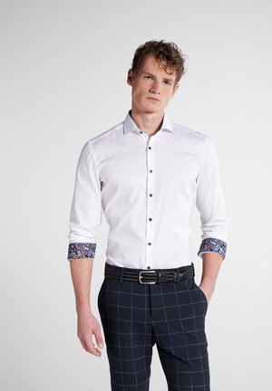 SUPER SLIM - Formal shirt - weiß