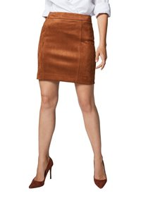 comma - Pencil skirt - toffee - 5