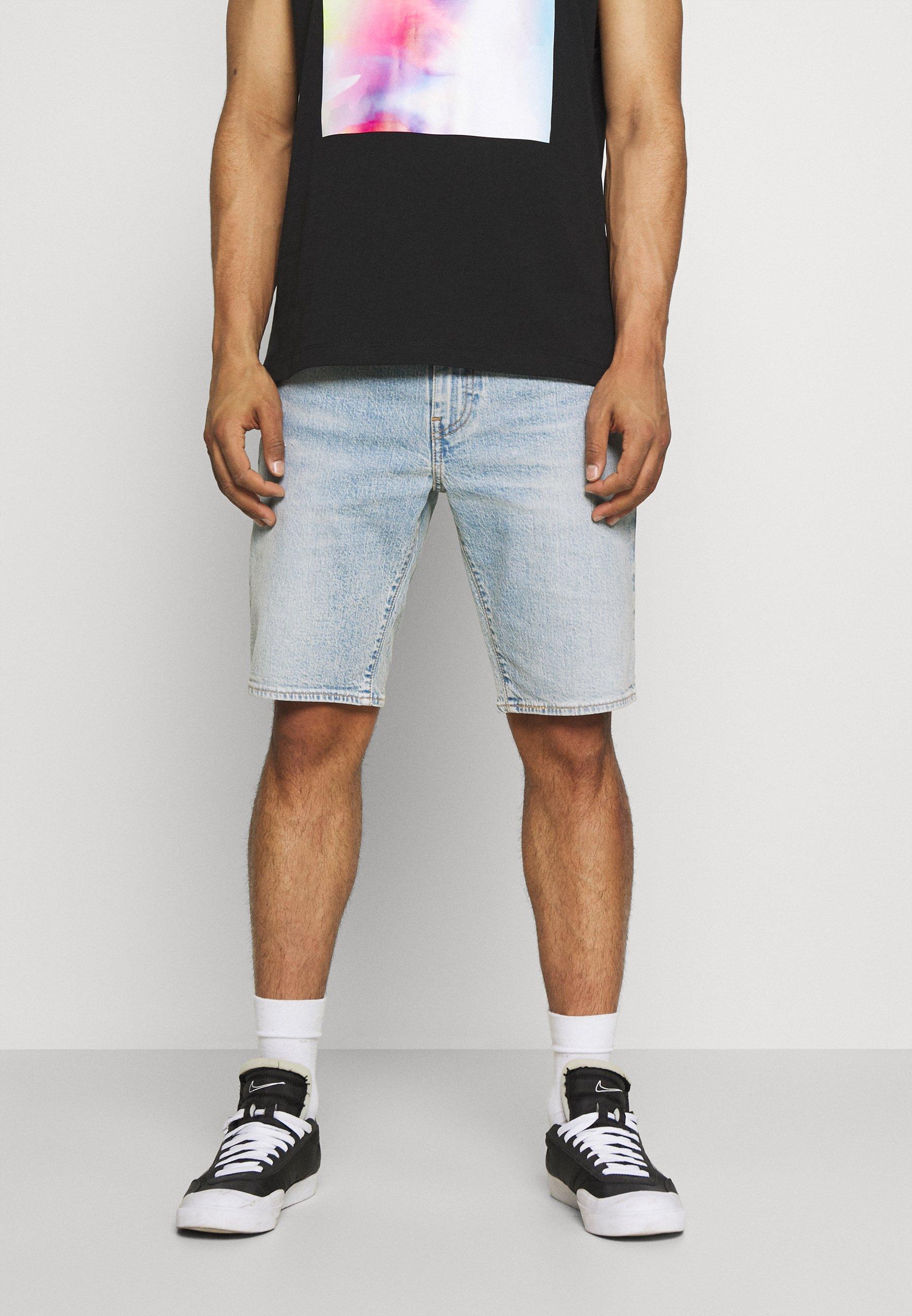 Herren 405 STANDARD  - Jeans Shorts - punch line philosophers cloud