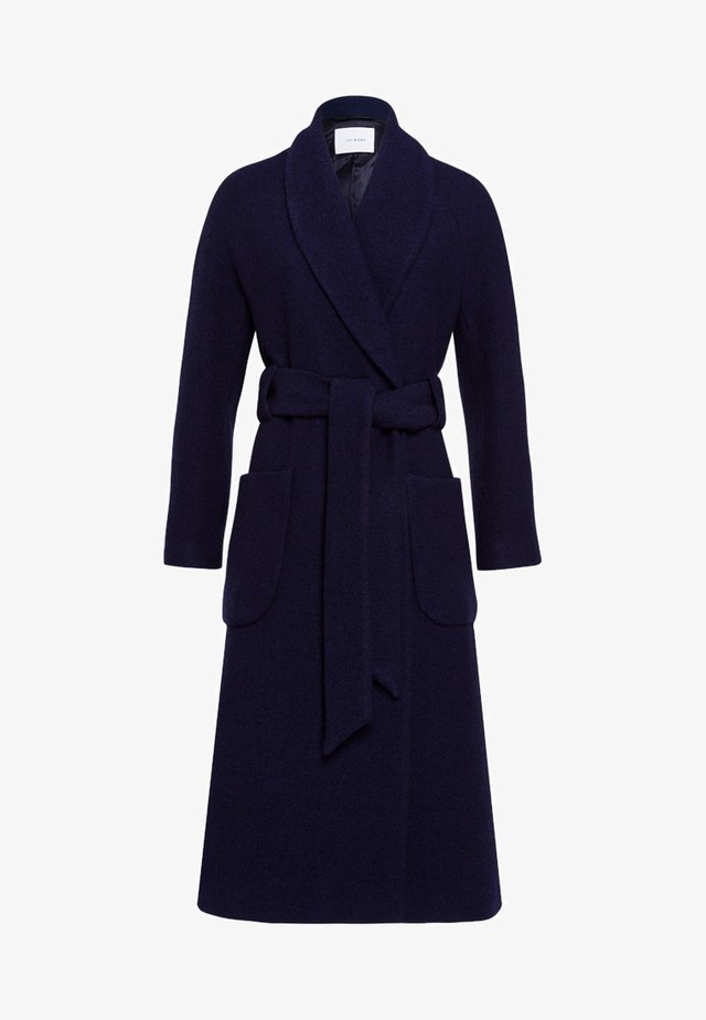 Classic coat - winter true blue