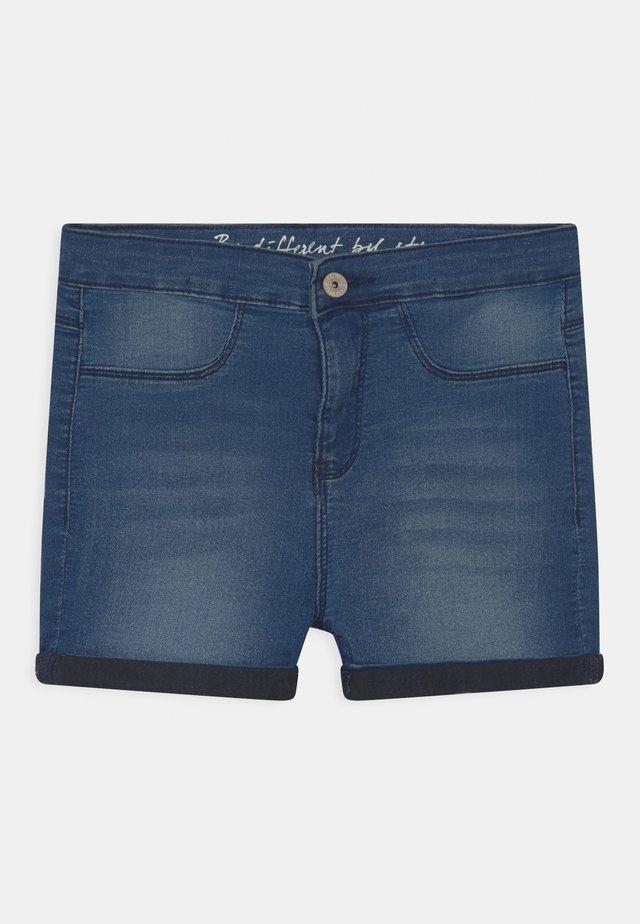 TEENAGER - Shorts di jeans - blue denim