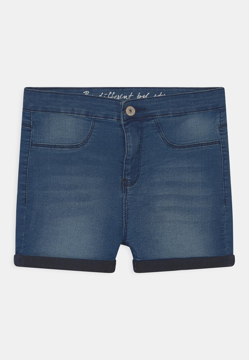 Staccato - TEENAGER - Denim shorts - blue denim