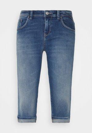 JODY - Shorts di jeans - frosty wash