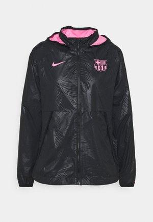 FC BARCELONA - Club wear - black/pink beam
