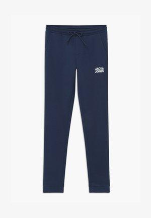 JJIGORDON - Teplákové kalhoty - navy blazer