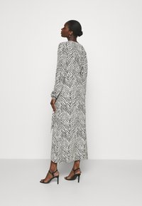 Fabienne Chapot - NATASJA DRESS - Day dress - black/white - 2
