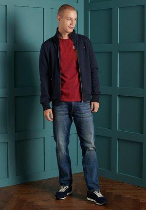 Straight leg jeans - sixway mid blue