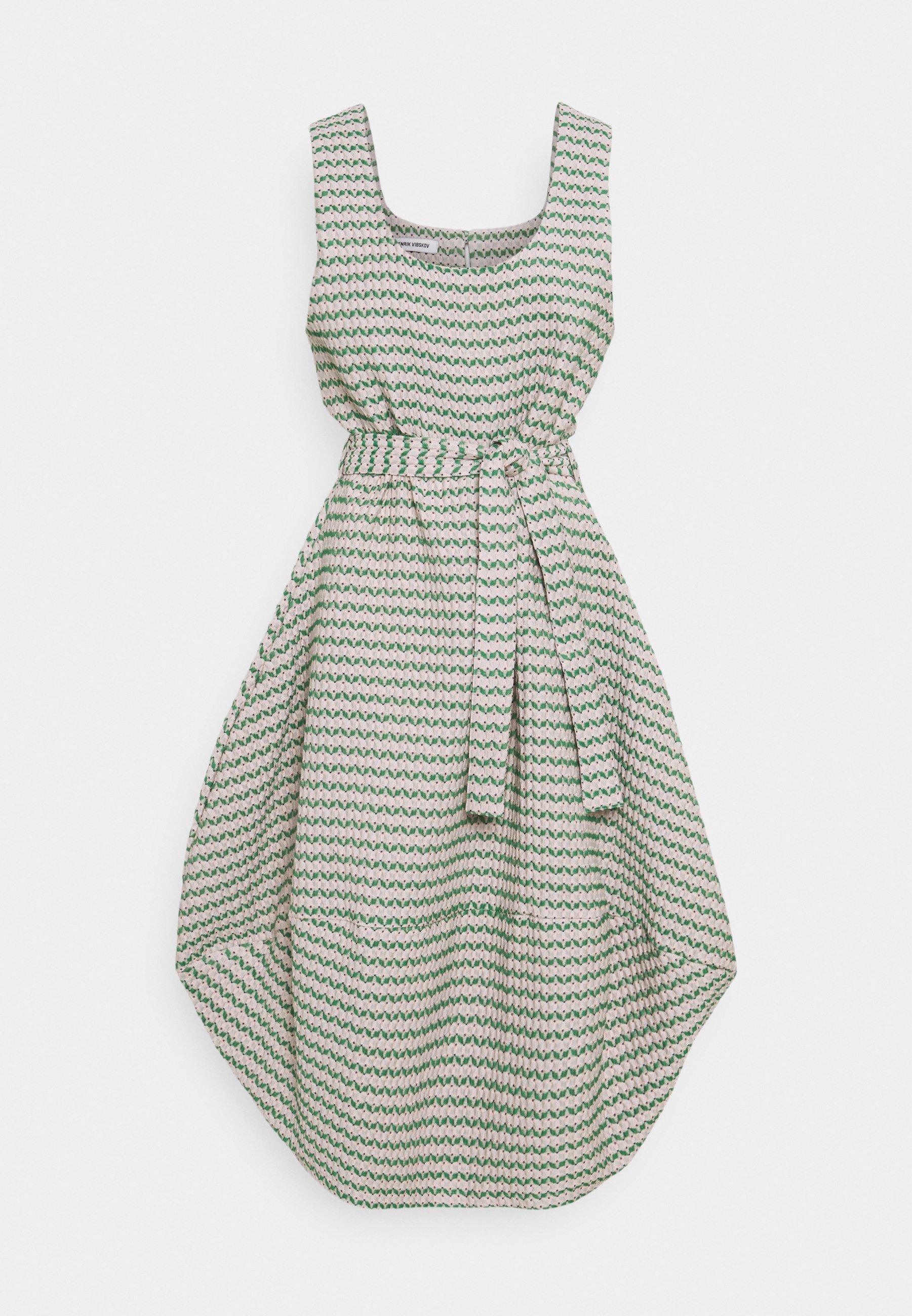 Women FUNNEL DRESS - Day dress