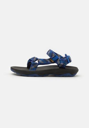 HURRICANE XLT 2 UNISEX - Walking sandals - belay sodalite blue