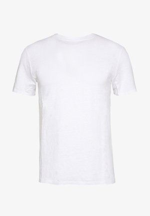 CLASH TEE - T-shirt - bas - blanc