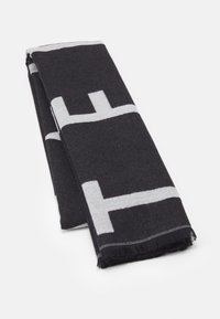 Ted Baker - HULAH WOVEN SCARF - Scarf - black - 0
