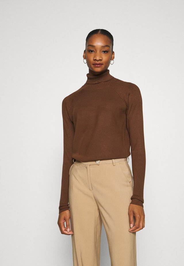 BERITH - Jumper - brown