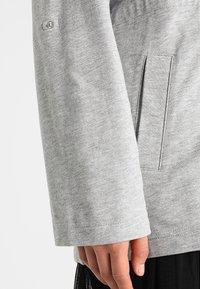 Urban Classics - LADIES TERRY  - Zip-up hoodie - grey - 4