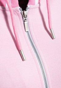 Amor, Trust & Truth - Zip-up sweatshirt - rosa - 2